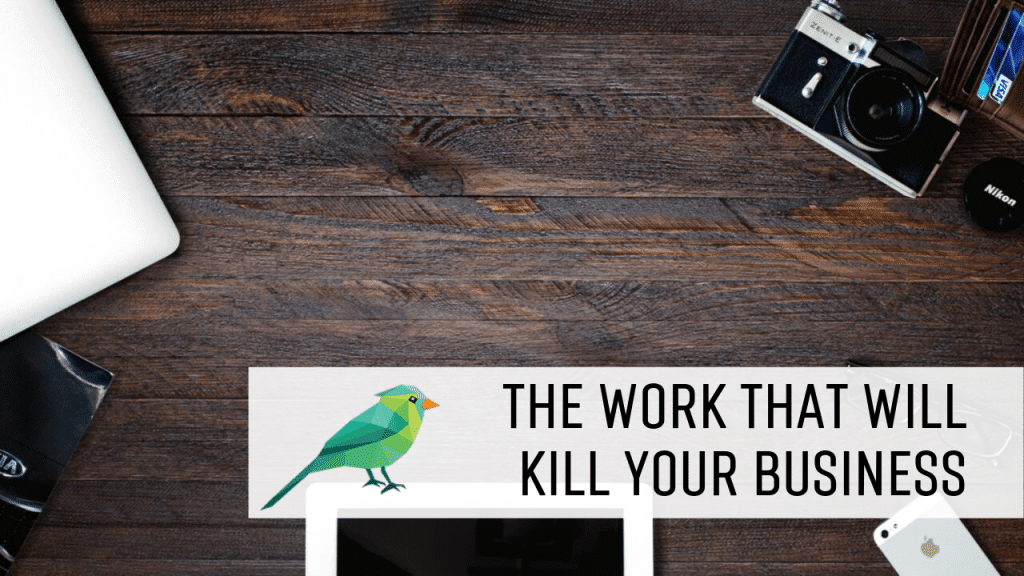 Are You Wasting All Your Time on Weasel Work?