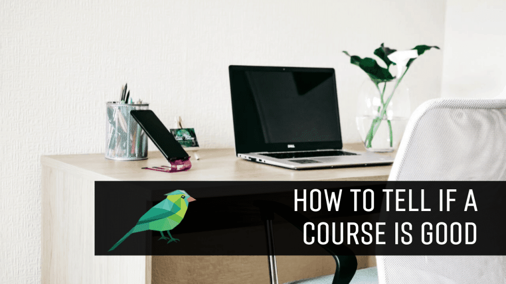 How to Tell if an Online Business Course is Any Good
