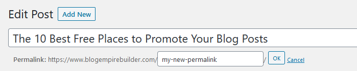 What Are Permalinks and How do You Use Them?